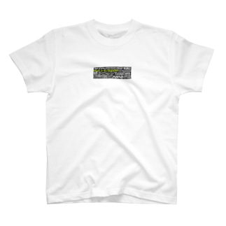 ザキャラロゴシリーズ クラシカル T-shirts
