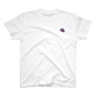ちょこんとキャップ T-shirts