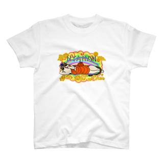 ニャハン T-shirts