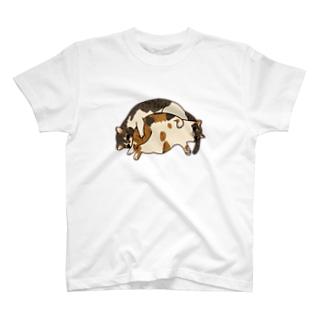 おしり検査 T-shirts