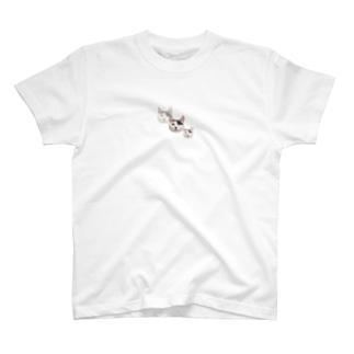 あたいんちの猫ちやん T-shirts