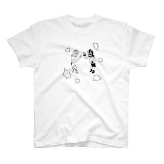ルチャリブレ T-shirts