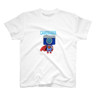 カメラマン T-shirts