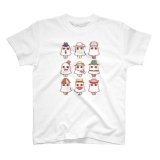 ちとせあめのメジェドのファッションショー T-shirts