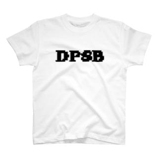deep sb mosaic logo s/s tee (b) T-shirts