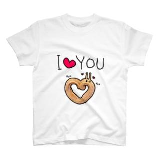 なめぱんシリーズ (チュなめ) T-shirts