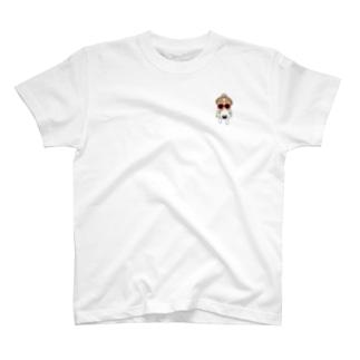 むぎ仙人 T-shirts