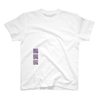 空 3types T-shirts