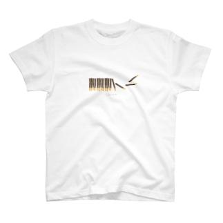 気ままなオランジェット T-shirts