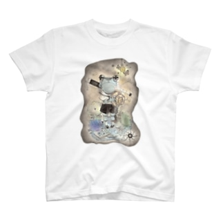 涙飛行 T-shirts