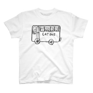 ねこバス T-shirts