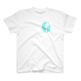 くすくすラヴィさん T-shirts