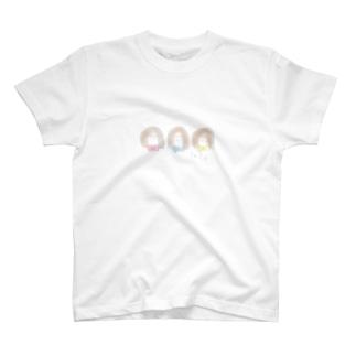 ぷるんっこ T-shirts
