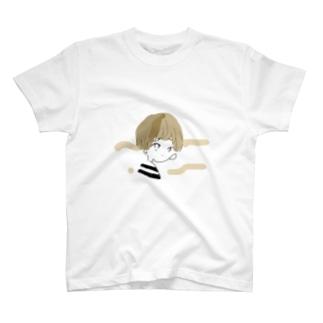マッシュルームちゃん② T-shirts