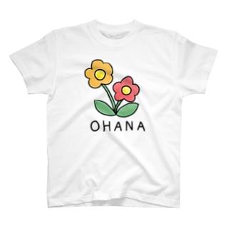 お花 T-shirts