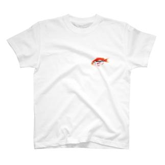 鯛つりたい T-shirts
