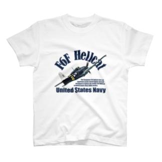 F6F ヘルキャット T-shirts