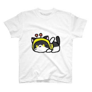 だって猫ちゃんだいすきなんだもん T-shirts