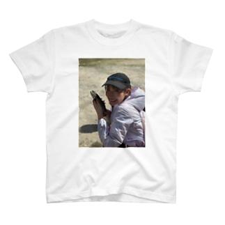 釣り師 サイカ T-shirts