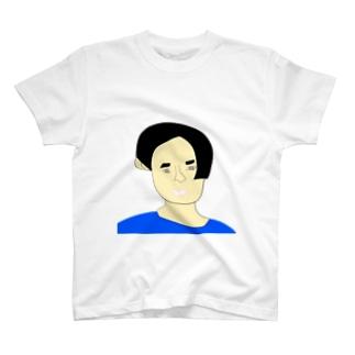 ニヤけ健 T-shirts