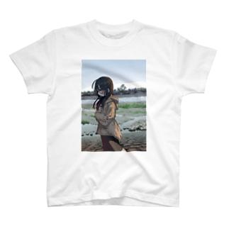 border line T-shirts