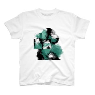 """可愛い北極︵"""" T-Shirt"""