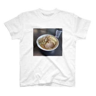 踊ろうサンダーバード醤油 ~麺硬めヤサイ背脂マシ~ T-shirts