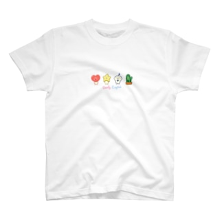 Comfy Friends こども英会話グッズ T-shirts