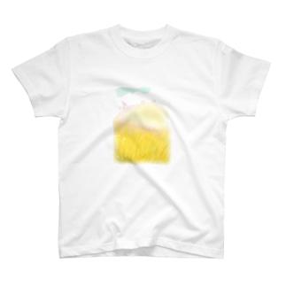 黄金のひかり T-shirts