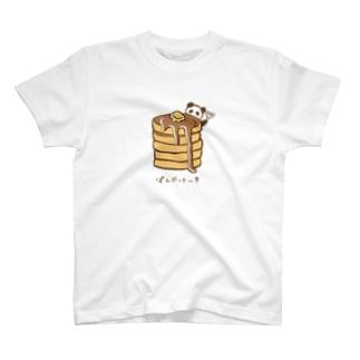 ぱんだけーき T-shirts