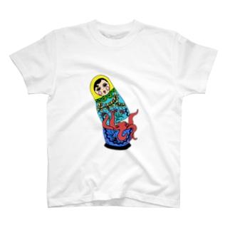 たこつぼ T-shirts