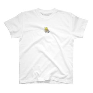 王子の白馬サマ T-shirts