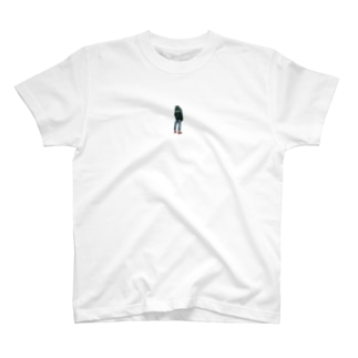 バレンシアガ バックロゴプリント オーバーサイズフーディー メンズパーカー フード付きスウェット ダークグリーン T-shirts