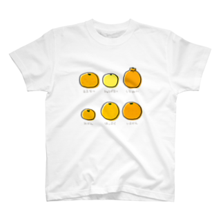 DOTEKKOの国産フルーツ T-shirts