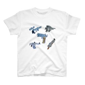 武器オールスター T-shirts