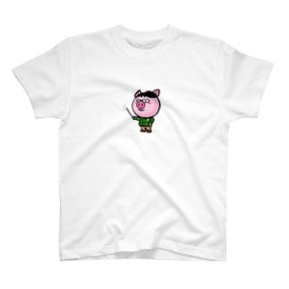 だ◯んぼう T-shirts