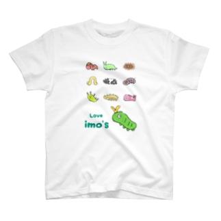 ゆるイモ T-shirts
