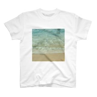 夏の海18 T-shirts