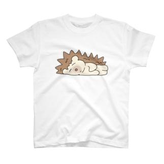 ぐったりハリネズミくん T-shirts