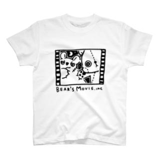 ベアズムービー T-shirts