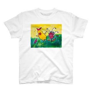 エビフライの国 T-shirts