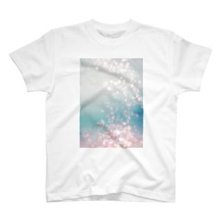キラキラ星沈む T-Shirt