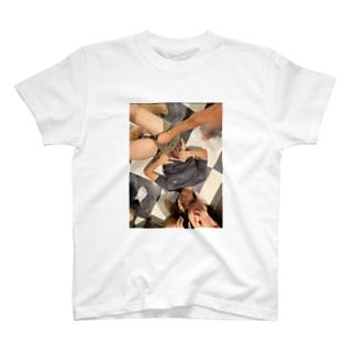 ちょっ、まじやめてよ///Tシャツ T-shirts