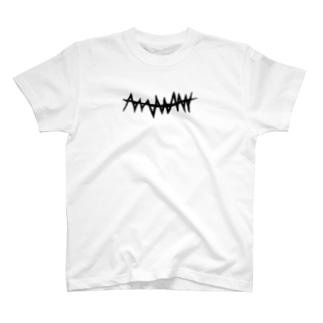 スケアクロウ/bk T-Shirt