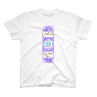 遊びプレパラート「かくれんぼ」 T-shirts