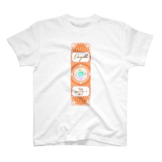 遊びプレパラート「おにごっこ」 T-shirts