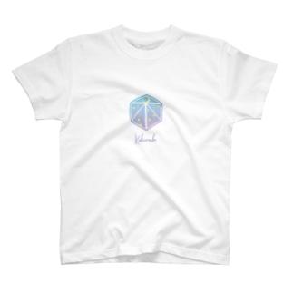 遊びイメージアイコン「かくれんぼ」 T-shirts