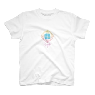 遊びメージアイコン「おにごっこ」 T-shirts