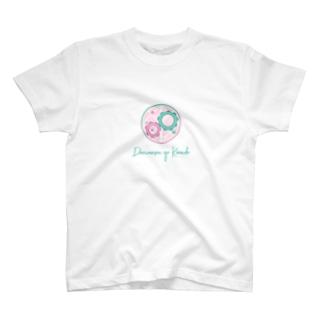 遊びイメージアイコン「だるまさんがころんだ」 T-shirts
