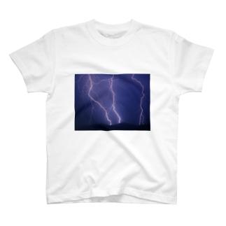 shineの雷 T-shirts